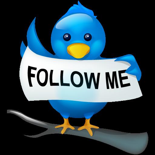 512x512 Follow Me Clip Art
