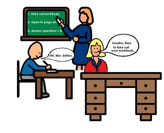 576x465 Teachers Directions Clipart