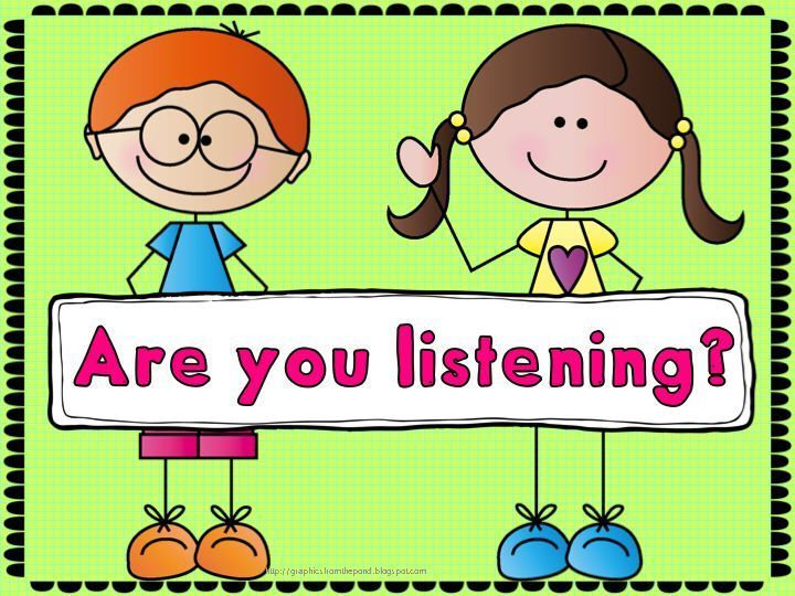 720x540 Are You Listening Students, School And Classroom Management