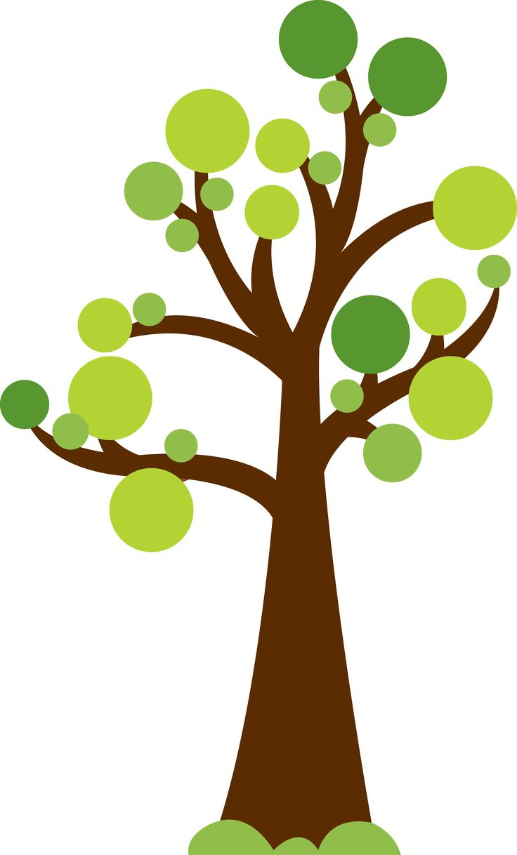 736x1218 Best Tree Clipart Ideas Clip Art, Felt Tree