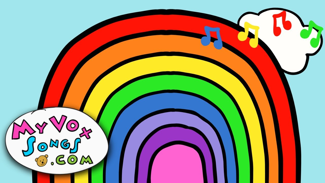 1280x720 I Can Sing A Rainbow
