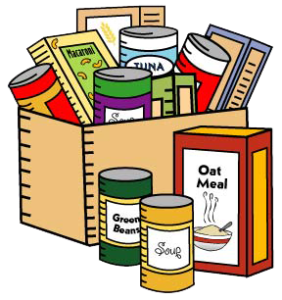 282x300 Food Bank Clipart