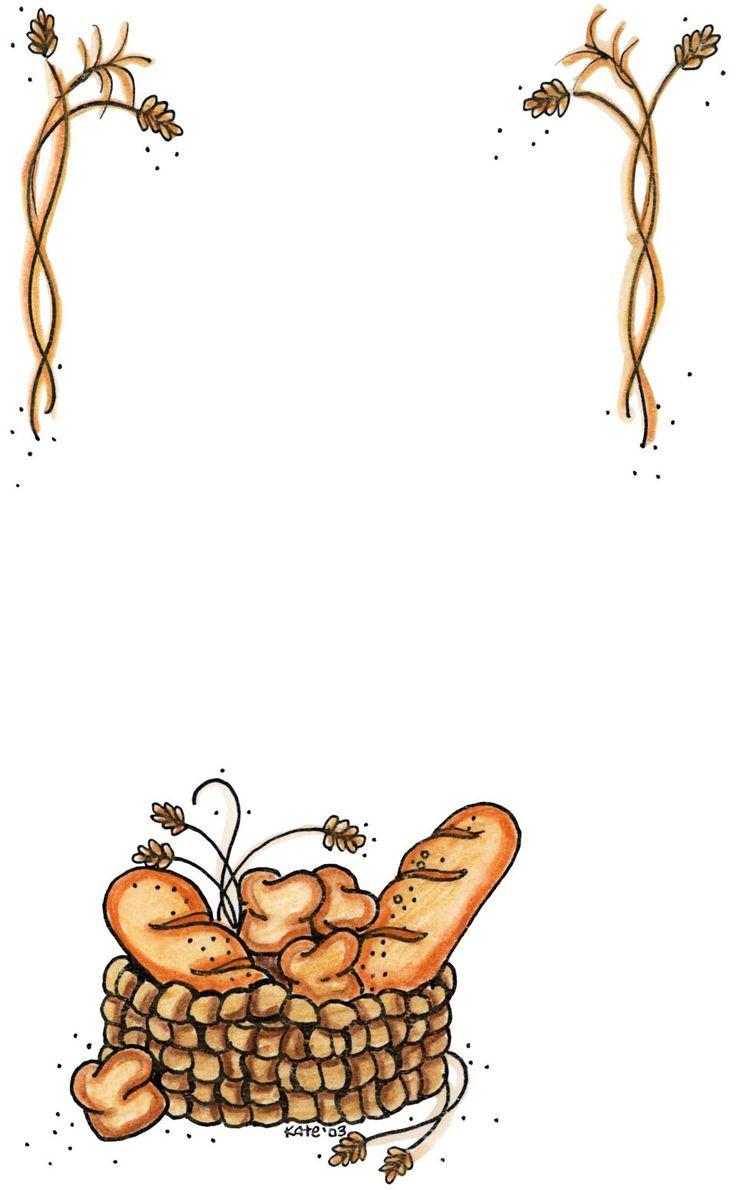 Food Border Clipart