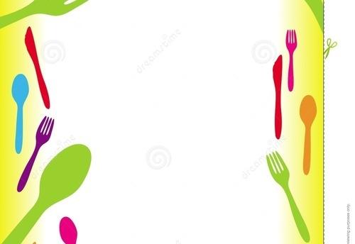 500x344 Kitchen Border Designs Clip Art. Kitchen Stuff Clip Art, Kitchen