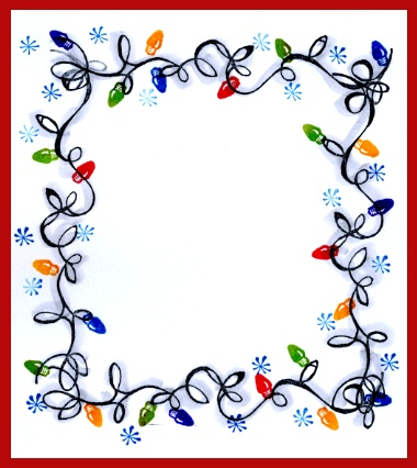 380x426 53 Best Christmas Frames Images Christmas Card