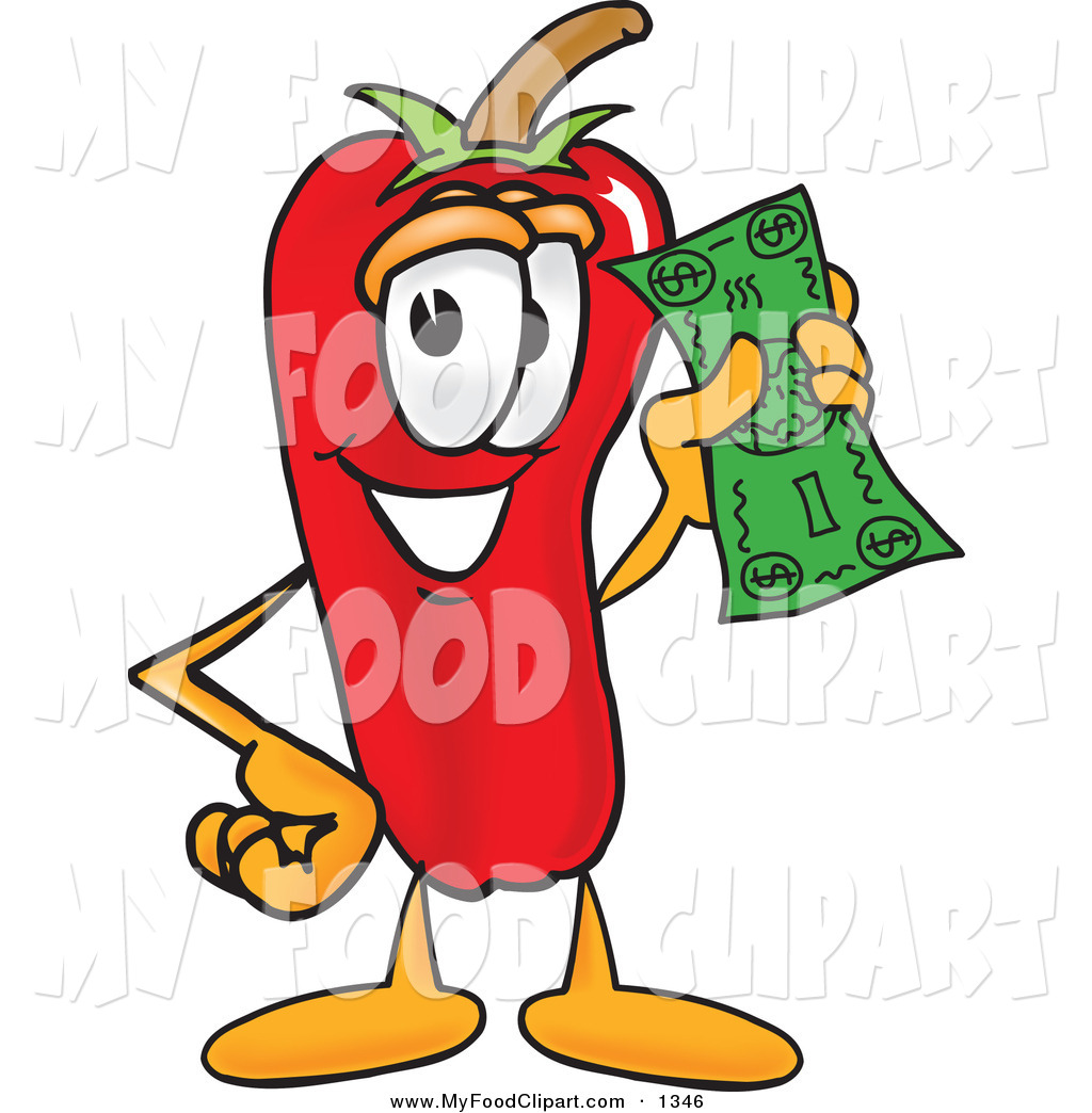 1024x1044 Food Clip Art Of A Red Hot Chili Pepper Mascot Cartoon Character