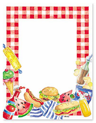 food borders clipart free download best food borders clipart on