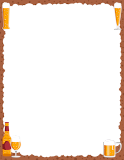 250x324 Camping Border Clip Art, Page Border, And Vector Graphics