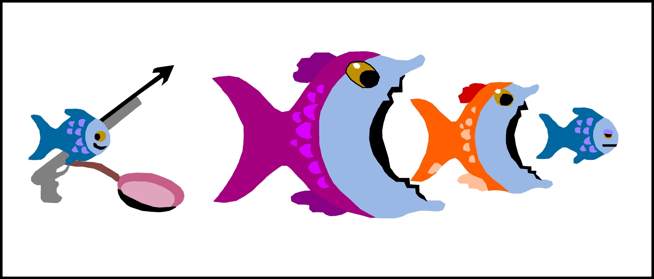 2171x929 Pollution Clipart Food Chain