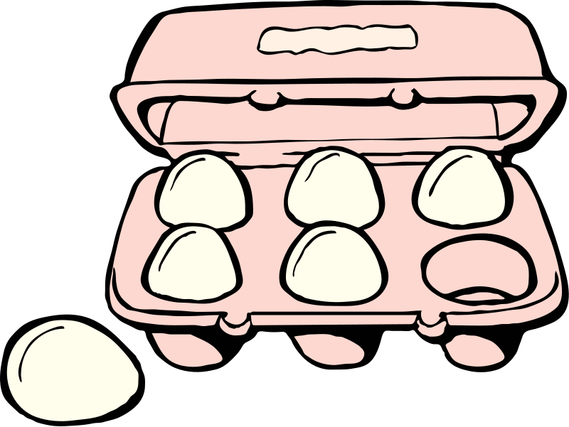 800x601 Food Clipart Egg