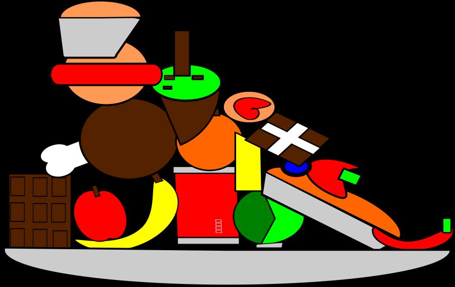 900x569 Free Clip Art Food