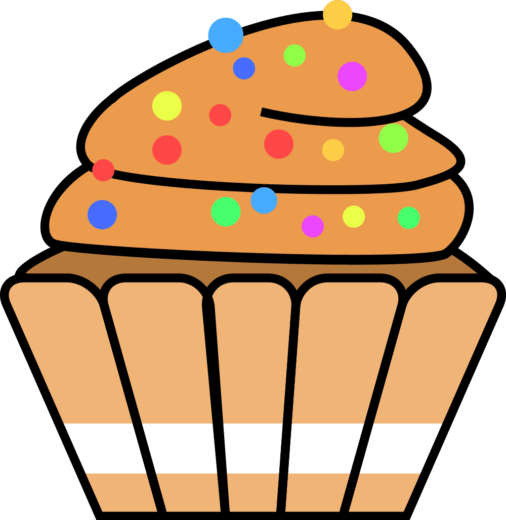 1000x1027 Clipart Of Desserts