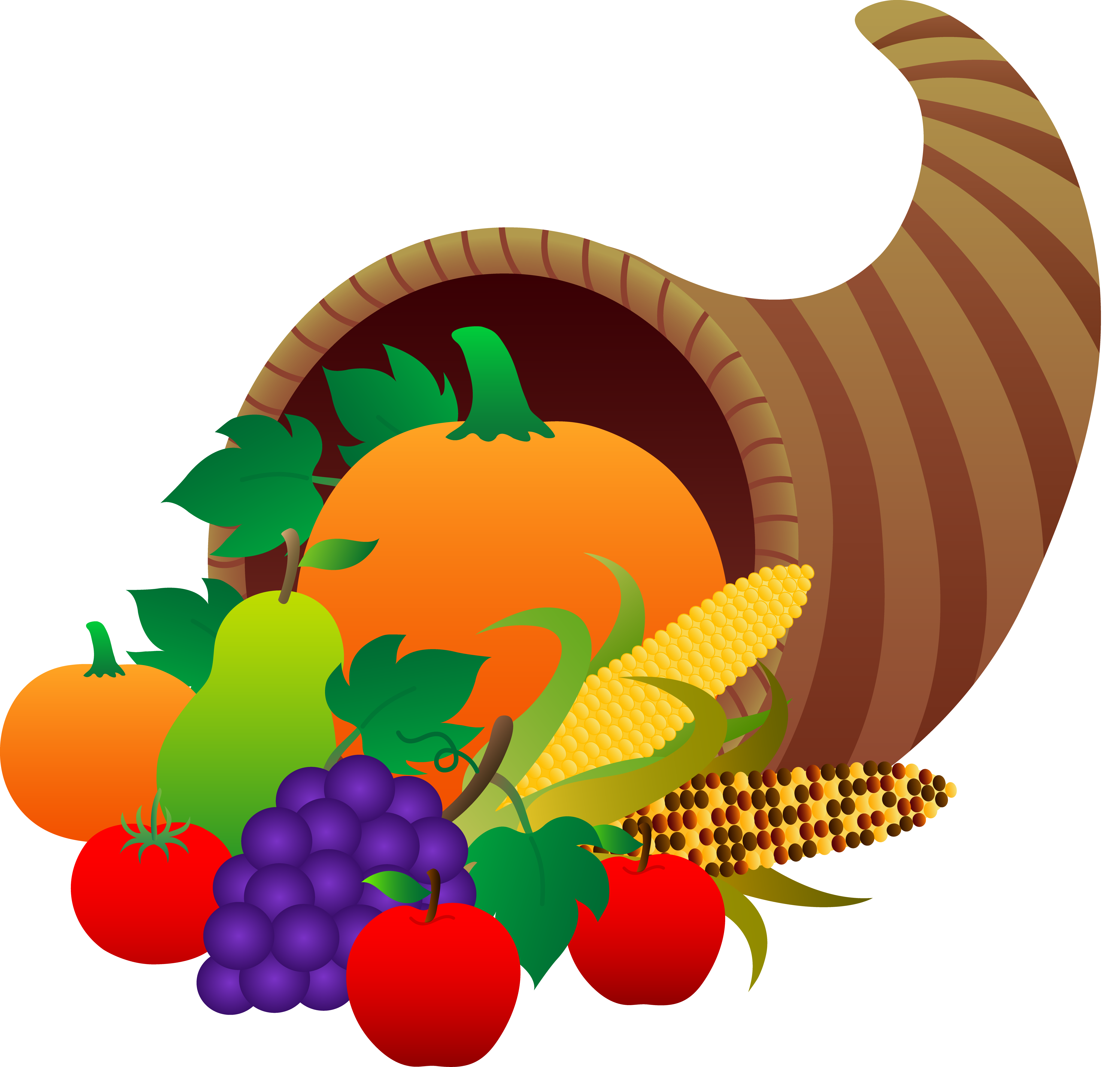 5231x4982 Thanksgiving Food Clipart Many Interesting Cliparts