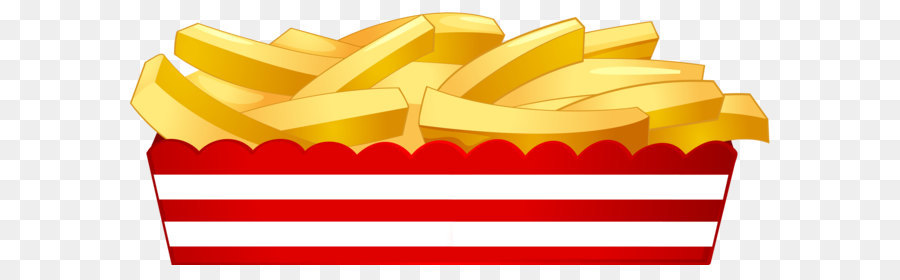 900x280 French Fries Fast Food Png Transparent Clip Art Image