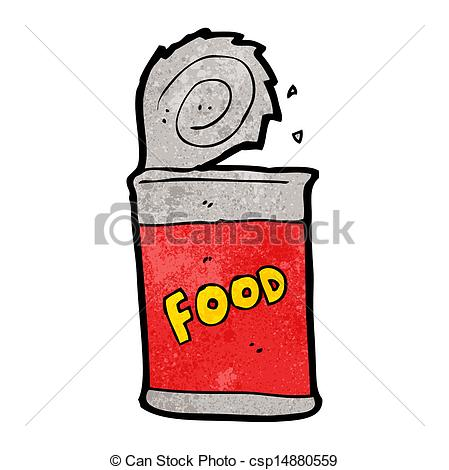 449x470 Canned Food Clip Art