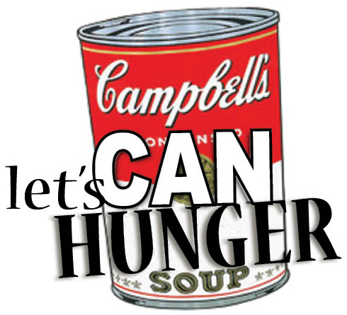490x445 Canned Food Drive Posters Free Clipart Images Clipartbarn Can Food