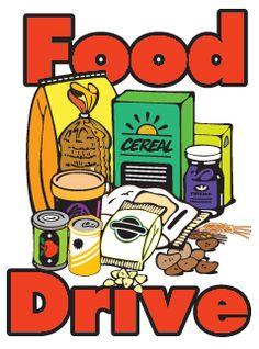 236x318 Food Drive Clipart