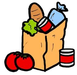 250x243 Pantry Food Drive Clipart 2057375
