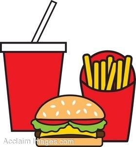 279x300 Junk Food Clip Art Clipart