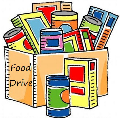 423x414 Canned Food Clipart