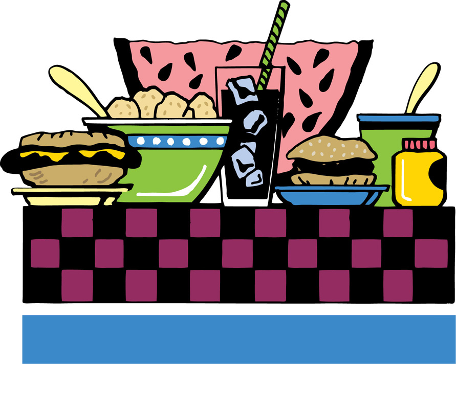 891x804 Junk Food Pantry Clipart