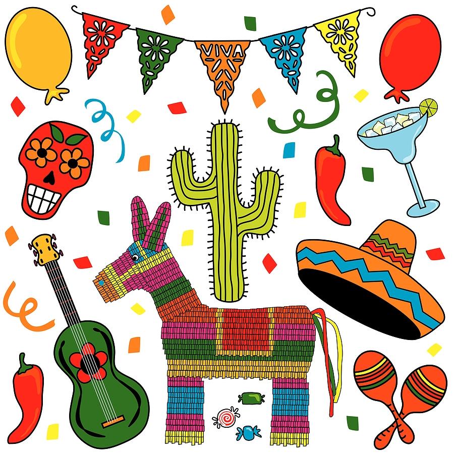 900x900 Clip Art Mexican Food Clipart