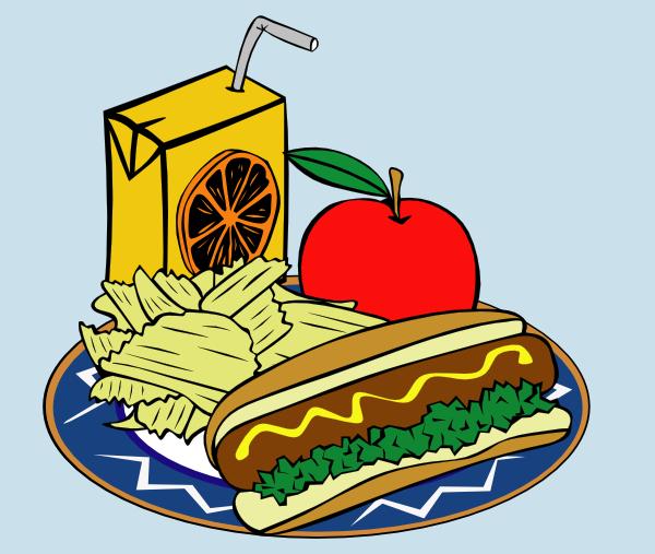 600x507 Fast Food Menu Samples Ff Menu Clip Art