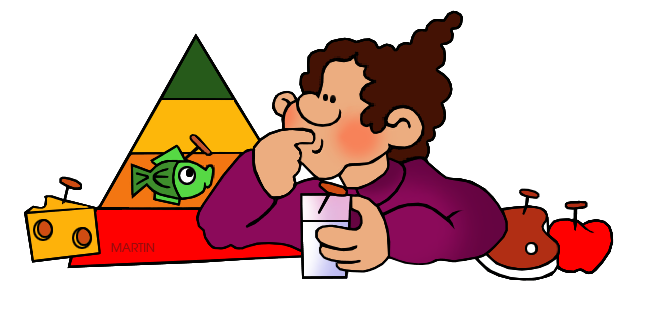 648x310 Family And Consumer Sciences Clip Art By Phillip Martin, Food Pyramid
