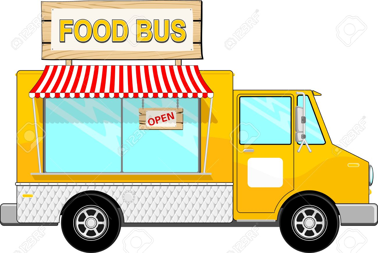 Food Truck Clipart | Free download on ClipArtMag