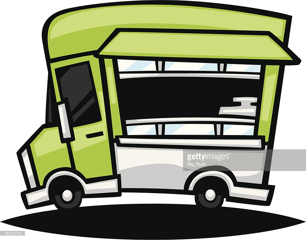 1024x803 Vans Clipart Food Truck