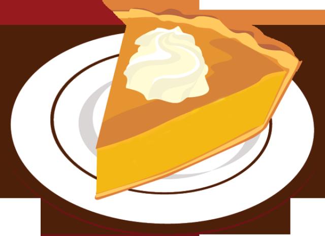 640x465 Pie Clipart Turkey Food