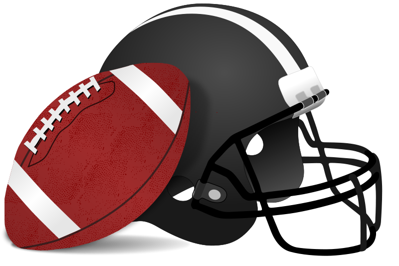 800x533 Football Field Clip Art Download