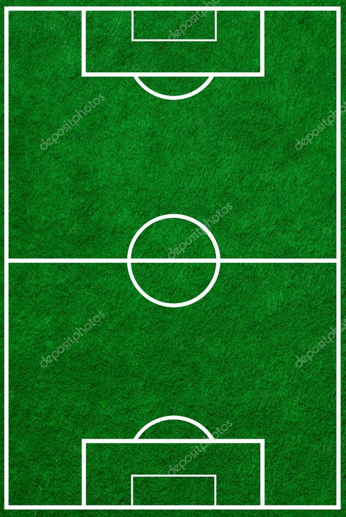 685x1023 Football Field Stock Photo Studiodg