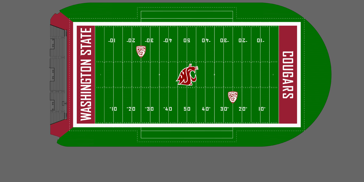1200x600 Washington State University Athletics