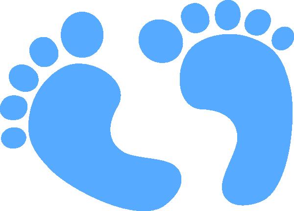 600x432 Baby Blue Baby Feet