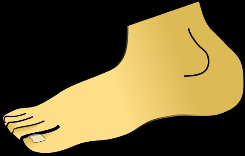 820x522 Foot Clipart Png Foot Clipart Png Foot Clip Art