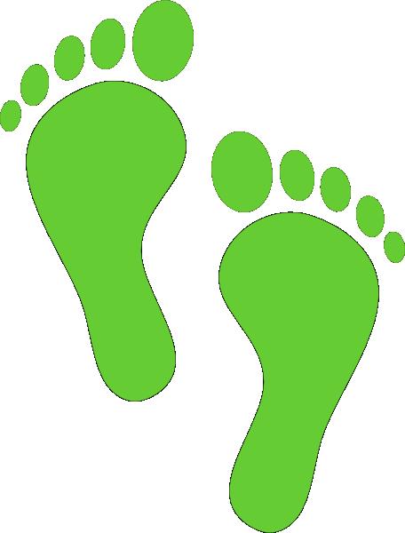 456x600 Footprint Clip Art