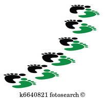 205x194 Footsteps Clipart And Illustration. 3,021 Footsteps Clip Art