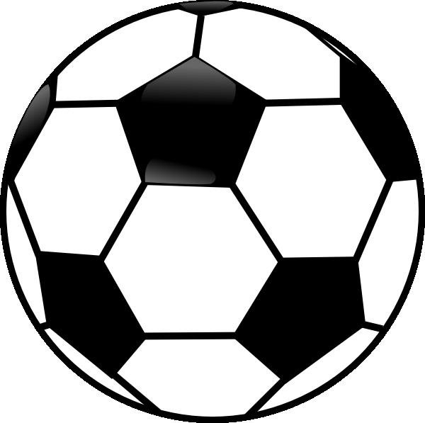 600x597 Football Clipart On Clippp Blue Clipartix Football Clip Art