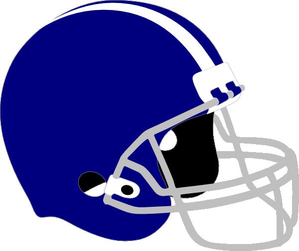 600x505 Football Helmet Clip Art