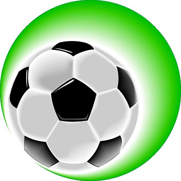 600x600 Soccer Ball Clip Art