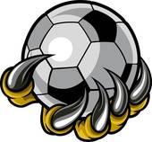 170x158 Football Ball Clip Art