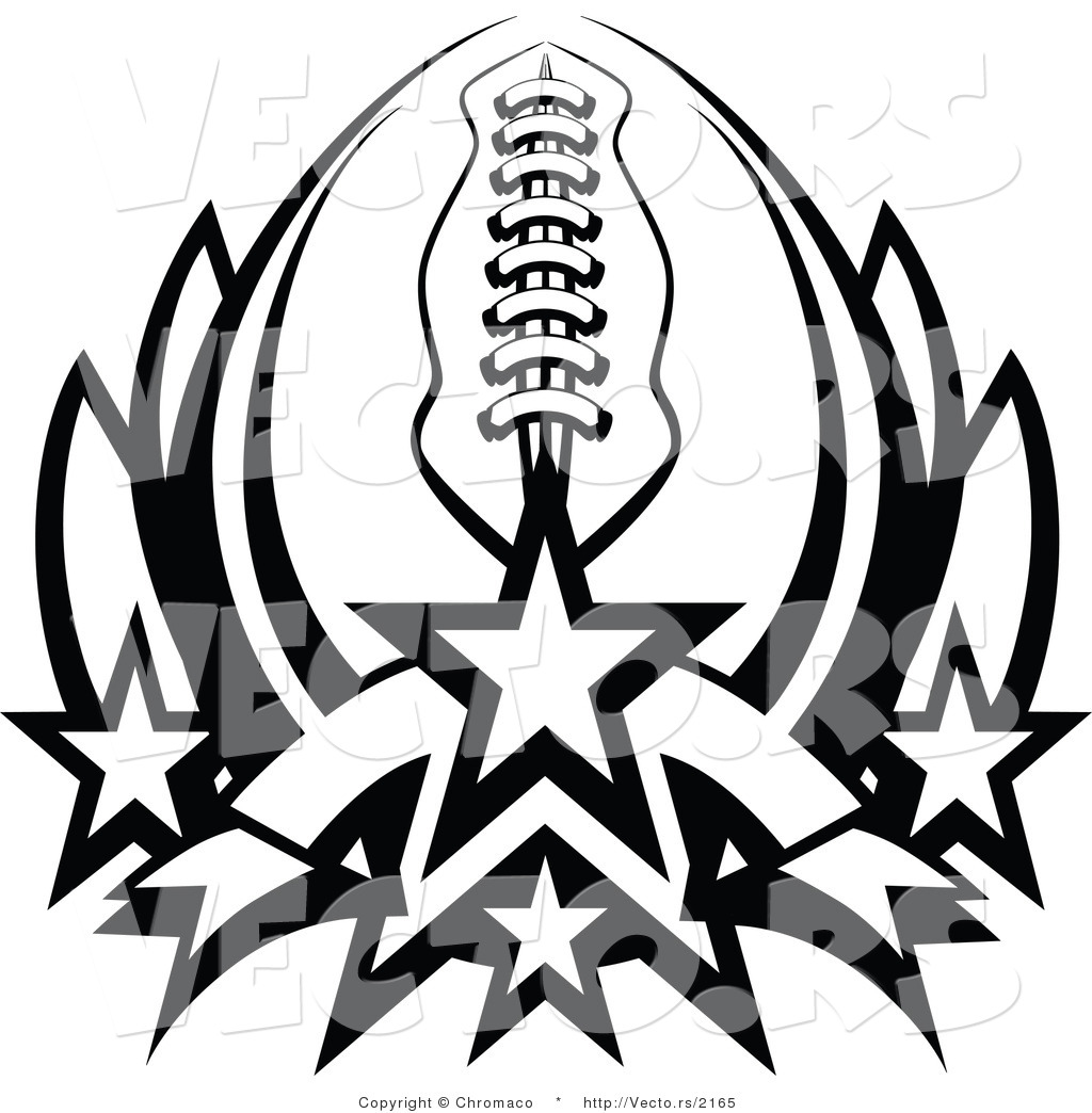 1024x1044 American Football Black And White Clipart