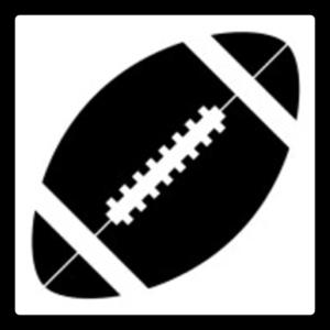 300x300 American Football Clip Art