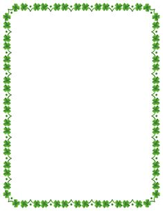236x305 Printable Cookie Border. Use The Border In Microsoft Word Or Other