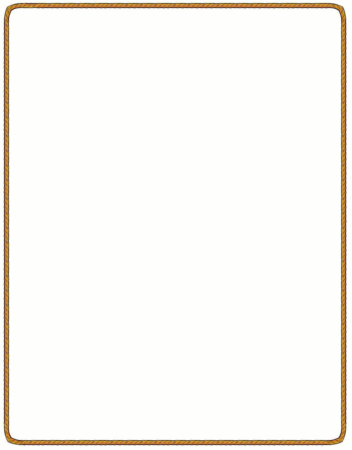 1140x1456 Border Free Clip Art Western Clipart Panda