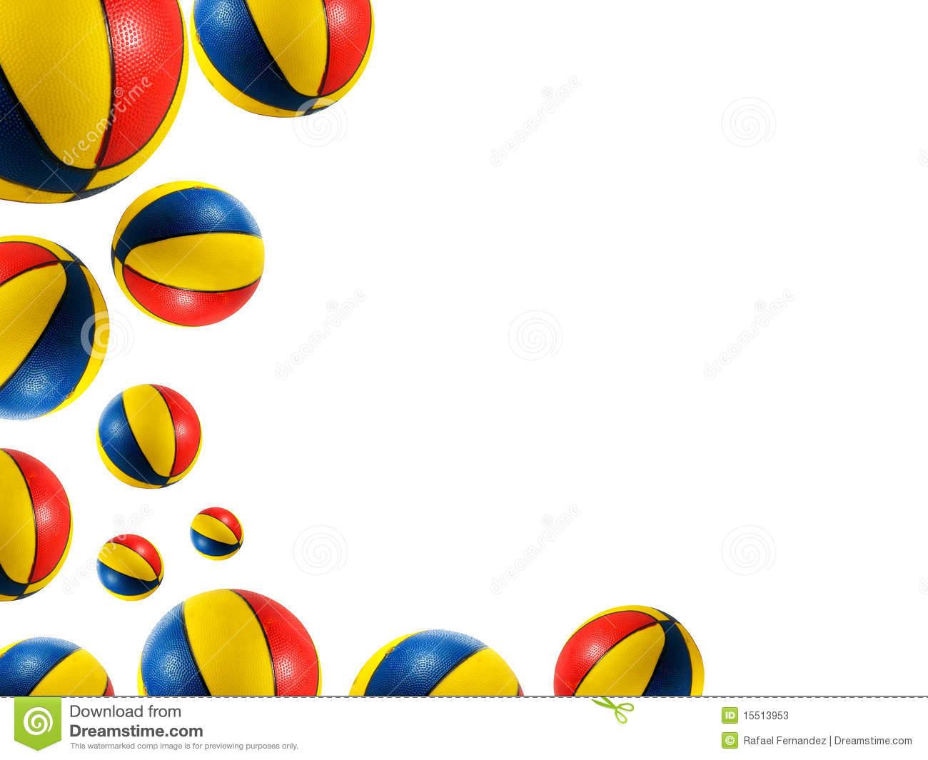 1300x1065 Sport Ball Border Clipart