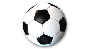 300x169 Football Soccer Play Field Isolated Over Transparent Background