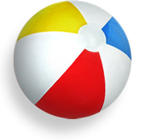 301x288 Beach Ball Png Transparent Images Png All