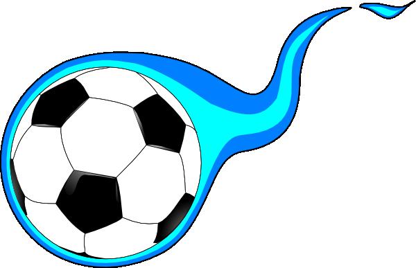 600x387 Football Flame Clip Art